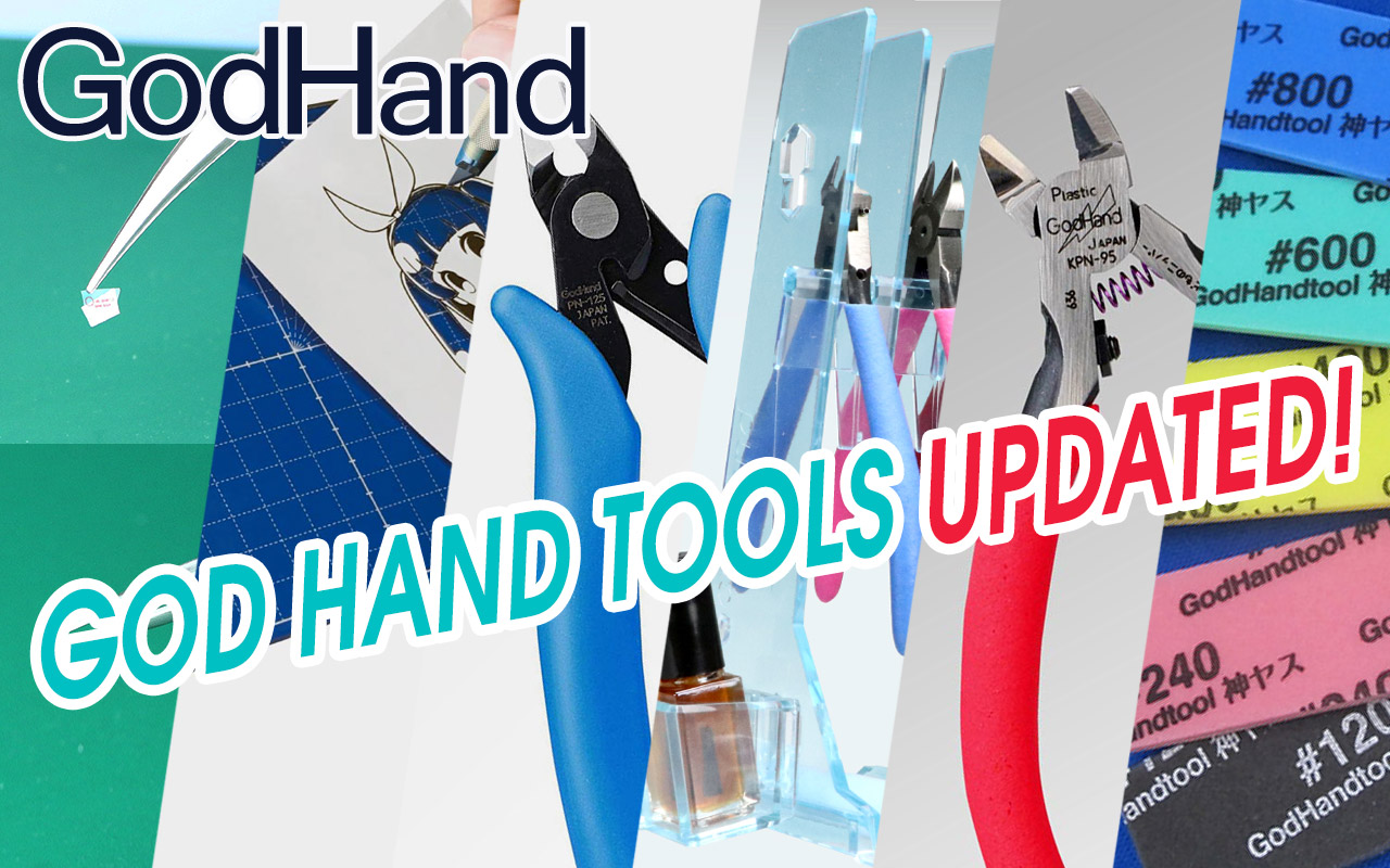 2020 New God Hand tools just arrived!