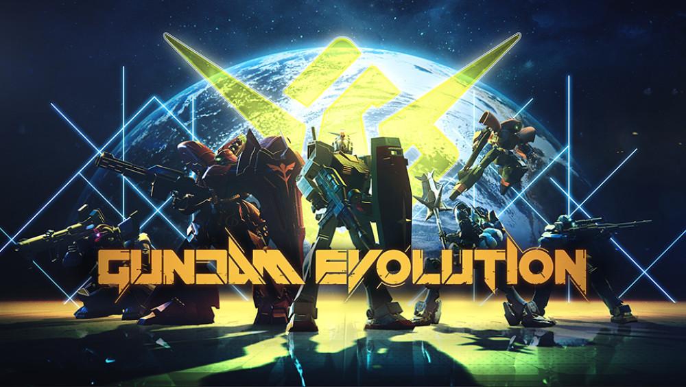 Gundam Evolution team-based FPS announced