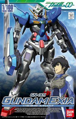 1/100 GN-001 Gundam Exia