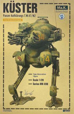 1/20 Maschinen Krieger Kuster