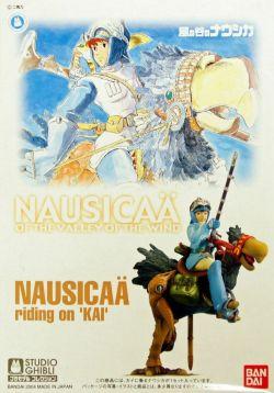 1/20 Nausicaa riding on Kai