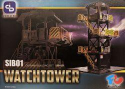 1/24 Diorama Building Set SIB01 Watchtower
