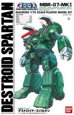 1/72 Attack Destroid Spartan