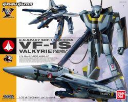1/72 VF-1S Valkyrie (Roy Focker Custom)