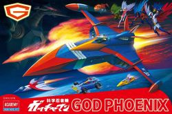 Science Ninja Team Gatchaman - God Phoenix