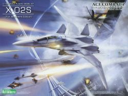 1/144 Ace Combat: X-02S <For Modelers Edition> Model Kit