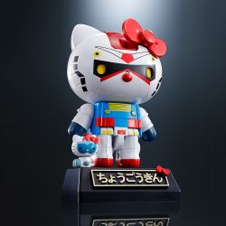 Chogokin GUNDAM★HELLO KITTY