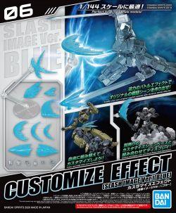 Customize Effect 06 Slash Image (Blue)