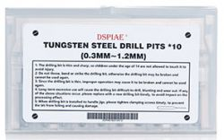 DB-03 Tungsten Steel Drill Bit Set
