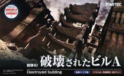 DCM02 Dio Com Destroyed Building A