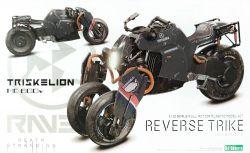 Death Stranding: Reverse Trike Model Kit
