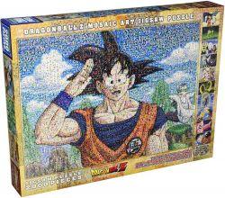 Ensky 1000 Piece Jigsaw Puzzles Dragon Ball Z Mosaic Art