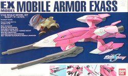 EX Model 1/144 Mobile Armor Exus