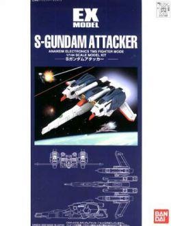 EX Model 1/144 S Gundam Attacker