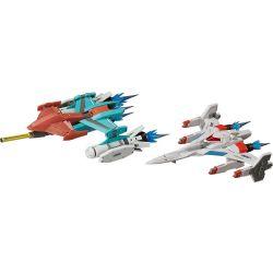 figma SP-123 Galaxian Galaxip GFX-D001a / Galaga Fighter GFX-D002f