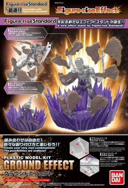 Figure-rise Ground Effect