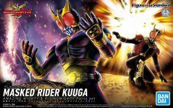 Figure-Rise Standard Kamen Rider Kuuga Amazing Mighty & Rising Mighty Parts Set