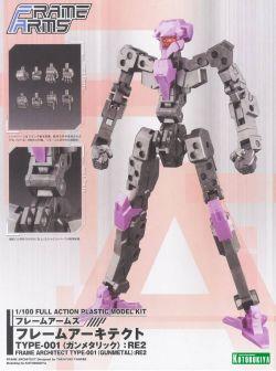 Frame Arms Frame Architect Type-001 (Gunmetal): RE2