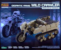 Frame Arms Gigantic Arms 13 Wild Crawler