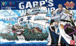 Garp's Warship - One Piece Grand Ship Collection