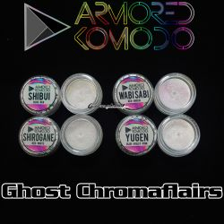 Armored Komodo Ghost Chromaflairs