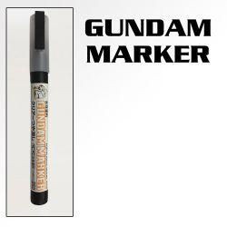 GM502 Matt Clear Gundam Marker