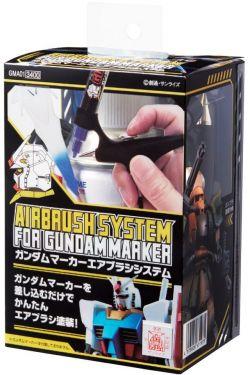 GMA01 Gundam Marker Airbrush System