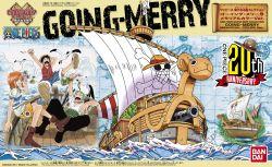 Going Merry Memorial Color Ver - One Piece Grand Ship Collection