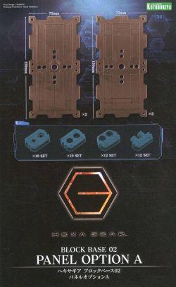 Hexa Gear HG058 Block Base 02 Panel Option A