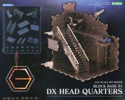 Hexa Gear HG060 Block Base 01 DX Head Quarters