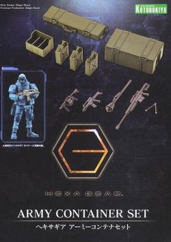 Hexa Gear HG063 Army Container Set