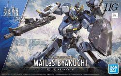 HG 1/72 MAILeS BYAKUCHI