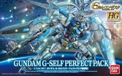 HG Gundam G-Self (Perfect Pack Equipped)