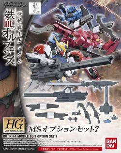 HG IBA MS Option Set 7