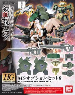 HG IBA MS Option Set 9
