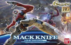 HG Mack Knife Mask Custom