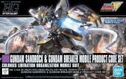 HGAC XXXG-01SR Gundam Sandrock