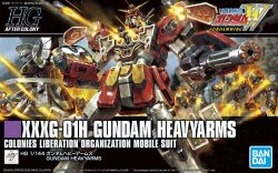 HGAC XXXG-01H Gundam Heavyarms