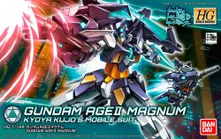 HGBD Gundam AGE II Magnum