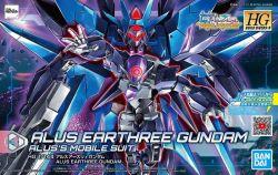 HGBD:R Alus Earthree Gundam
