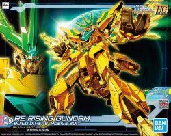 HGBD:R Re:Rising Gundam (4 Unit Final Battle Set)