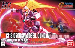 HGFC GF13-050NSW Nobell Gundam Berserker Mode