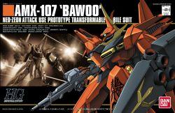HGUC AMX-107 Bawoo