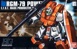 HGUC RGM-79 Powered GM
