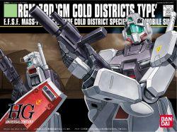 HGUC RGM-79D GM Cold Districts Type