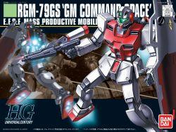 HGUC RGM-79GS GM Command Space