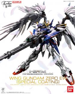 High-Resolution Model Wing Gundam Zero Custom (Special Coating Ver.)