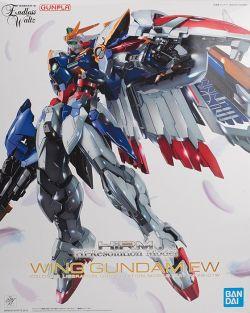 High-Resolution Model Wing Gundam EW Ver.