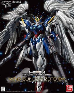 High-Resolution Model Wing Gundam Zero Custom