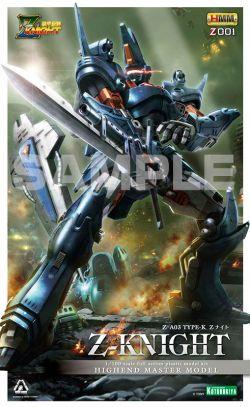 HMM Z-A03 TYPE-K Z Knight